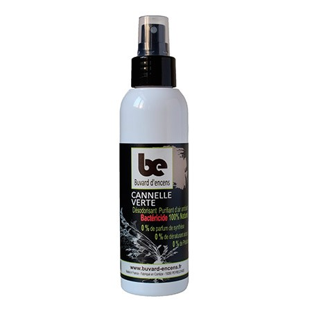 Spray d'encens Cannelle verte