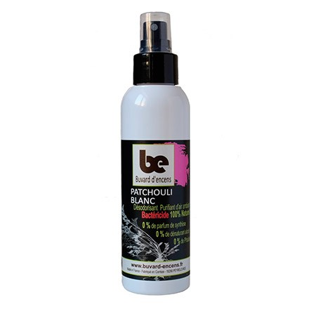 Spray d'encens Patchouli blanc