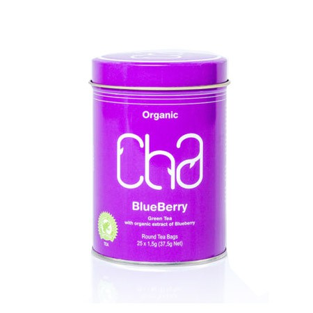 Thé Blueberry de Cha BIO