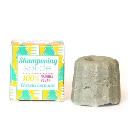 Shampooing solide cheveux normaux au pin sylvestre
