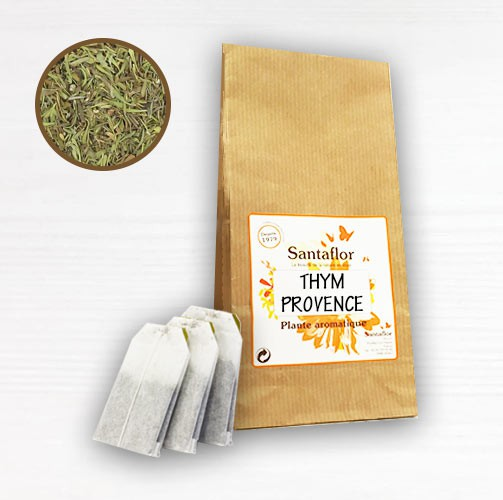 Sachet 15 Infusettes - Thym provence BIO