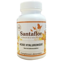 Acide hyaluronique - 60 gélules Santaflor
